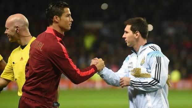 e36f9366e2d77 O mal que Cristiano Ronaldo faz a Messi. E vice-versa