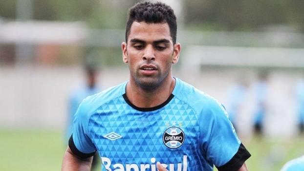 Maicon tem contrato com o Grêmio até o fim da temporada