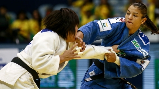 9dfebcef9b Federação sorteia chaves olímpicas do judô  veja adversários dos ...
