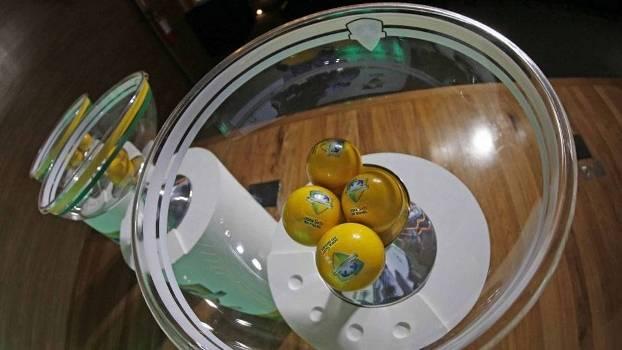 Os potes do sorteio das oitavas de final da Copa do Brasil deste ano
