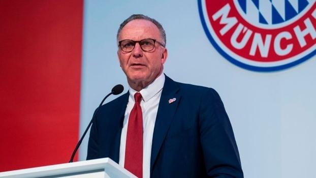 Karlheinz Rummenigge é o presidente do Conselho Diretivo do Bayern de Munique