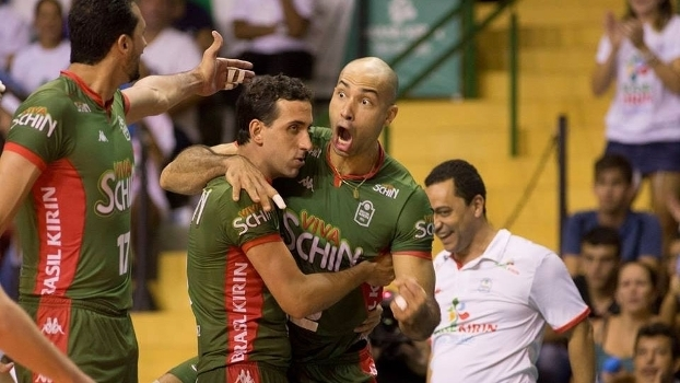 Campinas está na grande final da Superliga