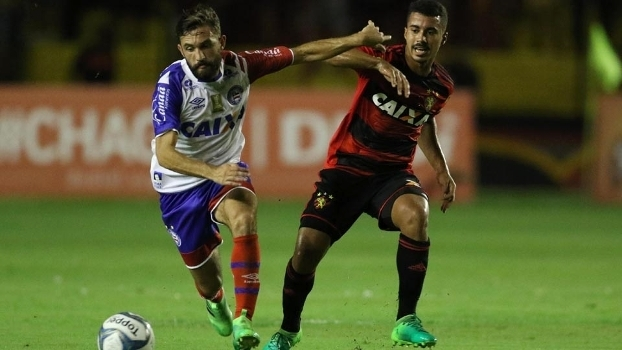 Sport x Bahia Copa do Nordeste Ilha do Retiro 17/05/2017