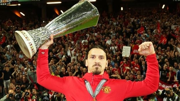 Zlatan Ibrahimovic renovou para acabar o que começou no Manchester United