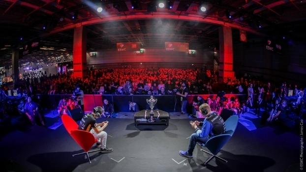 Clash Royale foi uma das atrações na ESWC, uma das maiores feiras de games do mundo, no ano passado