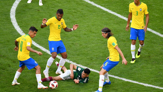 36c0ba0142da5 O ponto forte dessa seleção brasileira é o sistema defensivo