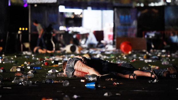 Investigação se volta para namorada de atirador — Las Vegas