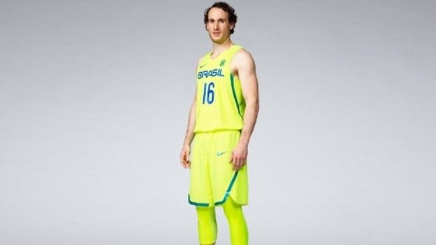 d90c6c46c Uniformes do basquete brasileiro para a Olimpíada são divulgados - ESPN