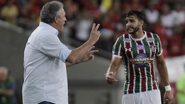 638e930bba Fluminense encara o Bahia para dar fim ao seu jejum de vitórias - ESPN