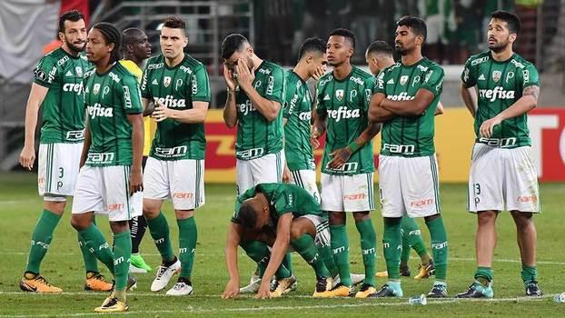 O ano em sete erros  como o 2017 do Palmeiras naufragou - ESPN 9184f792c8aac