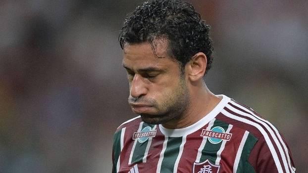 Fred Fluminense x Palmeiras Campeonato Brasileiro