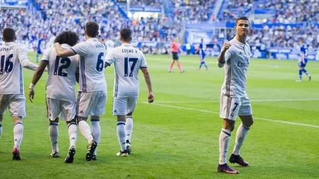 Real Madrid recebe o Leganés e pode disparar na liderança do ... 06e884aba96e5