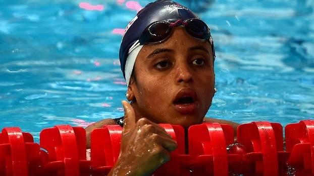 Mundial de Esportes Aquáticos Natação Etiene Medeiros 100m costas Eliminatórias Kazan Rússia 03/08/15