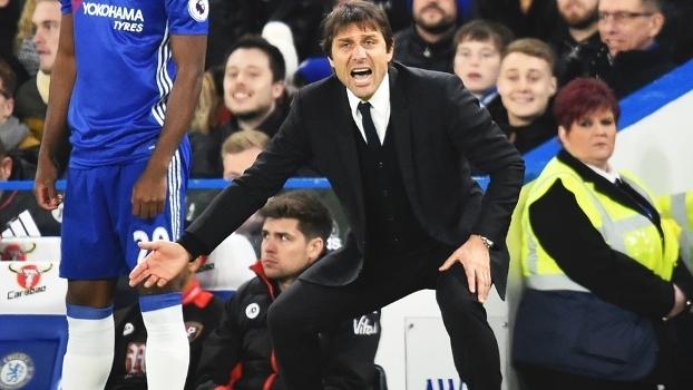 Antonio Conte Chelsea Bournemouth Campeonato Ingles 26/12/2016