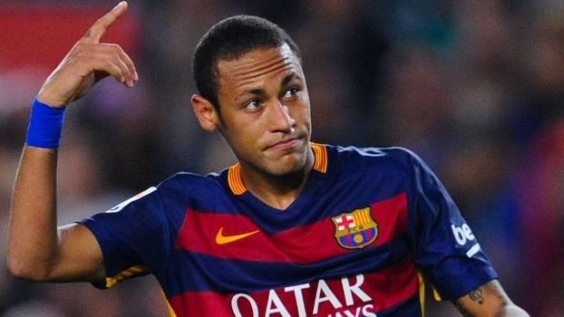 Neymar Barcelona Rayo Vallecano Campeonato Espanhol