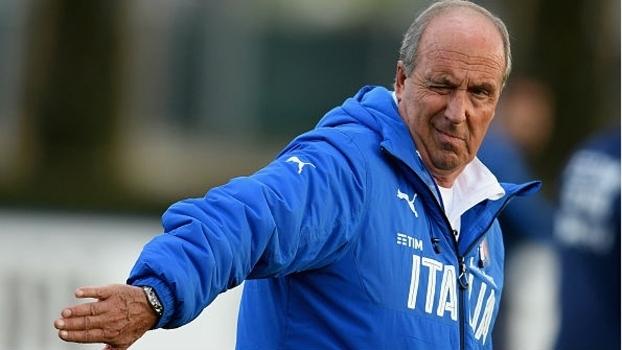 Gian Piero Ventura renova contrato para comandar a seleção italiana até 2020