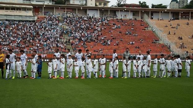 Santos vende 17.750 ingressos para jogo contra o Flamengo 4d895cc330195