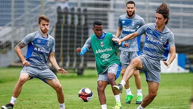 Grêmio empata com Novo Hamburgo e se complica na semifinal — GAÚCHO