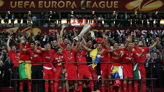 Sevilla alcançou seu quarto título de Liga Europa (2006, 2007, 2014 e 2015)