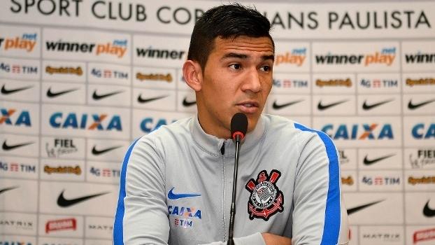 Balbuena voltou ao Corinthians após a Copa América
