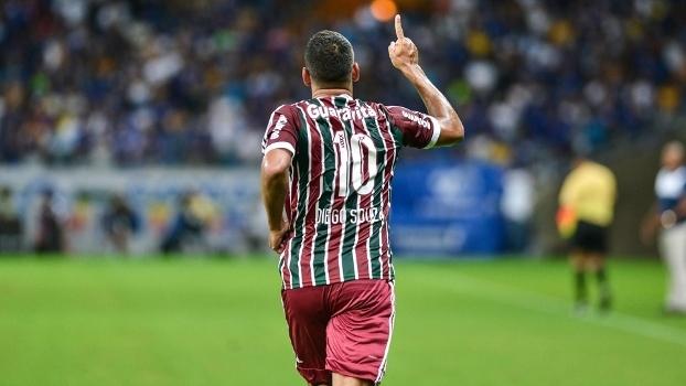 Flu calcula que economizará R  8 milhões com a saída de Diego Souza ... 439e015ccc0fb