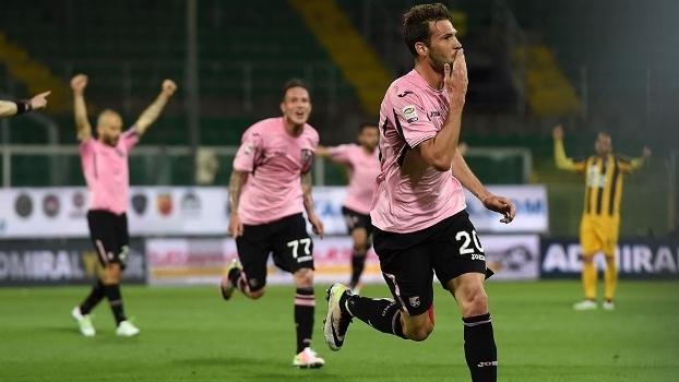 Franco Vázquez vem de grande temporada pelo Palermo