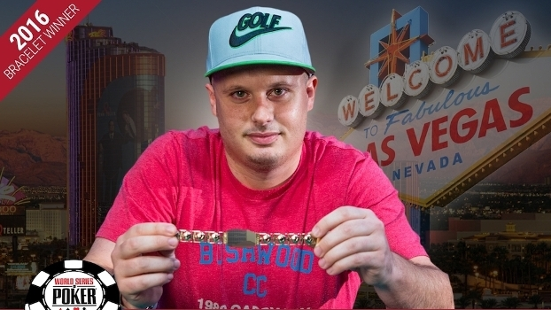 Paul Volpe, campeão do Evento #15 da World Series Of Poker
