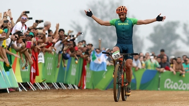 rubens valeriano ciclismo olimpiada