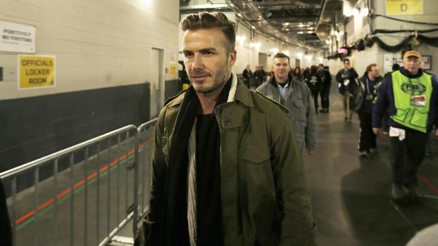 51d47c5c84f MLS deve ganhar time com Beckham como proprietário. Liga tem ...