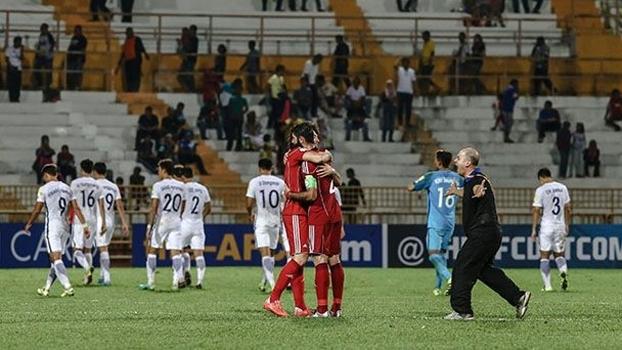 Síria empata com a Coreia do Sul e comemora: 'O resultado de hoje não é uma conquista, é um milagre', diz o capitão