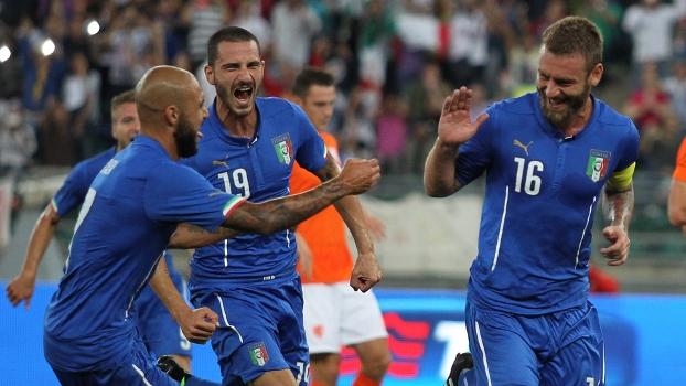 Roma tem 16 jogadores em seleções nacionais. Já pensou se estivesse no  Brasileirão  2e2b6487a571d