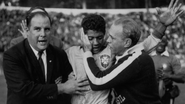 Amarildo Vitória Brasil Espanha Copa do Mundo 1962 12 06 1962 849969c419461