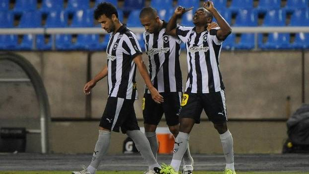 9bb99e95ed90f Para manter-se líder, Botafogo encara o Mogi Mirim no Espiríto Santo ...