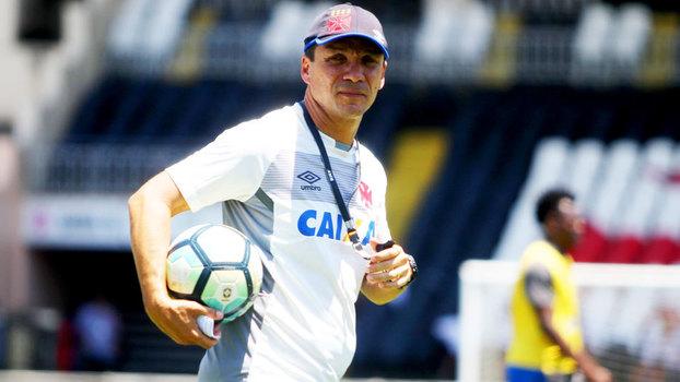 Zé Ricardo reencontrará o Flamengo em clássico com o Vasco