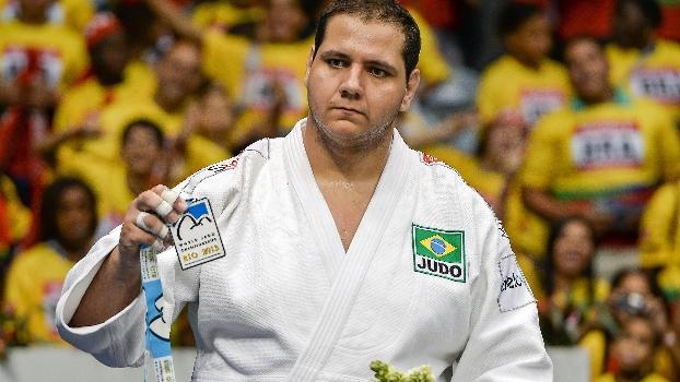 O brasileiro Rafael Silva está de volta à seleção brasileira de judô