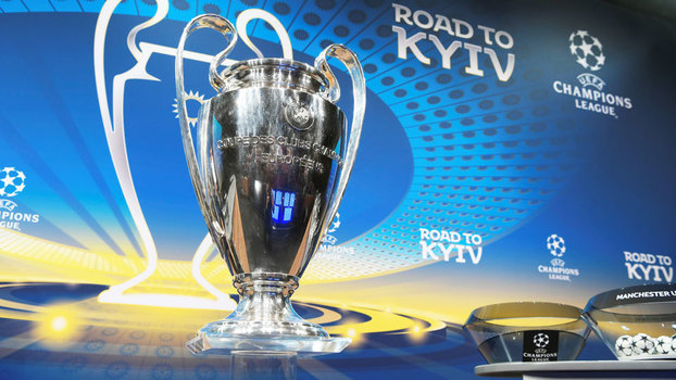 Final da Champions League nesta temporada será em Kiev, na Ucrânia