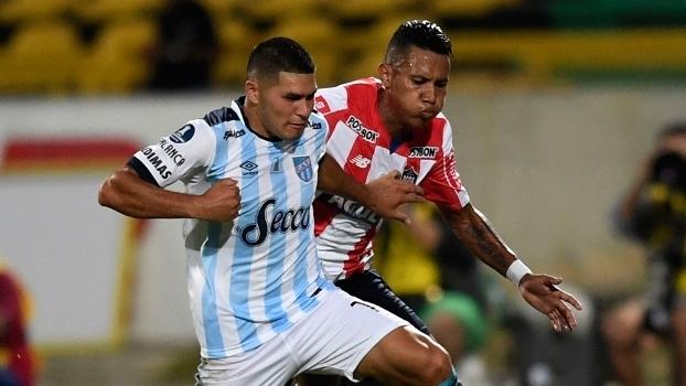 Atlético Tucumán eliminou o Júnior Barranquilla na Libertadores