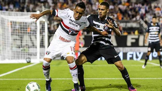 CBF atrai Corinthians e Sâo Paulo em negociação de direitos de TV no  exterior adec7d8d3ab98