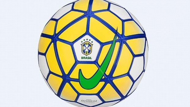 b29ce0330ee02 Bola Brasileirão Copa do Brasil Nike Futebol Divulgacção 02 02 2016
