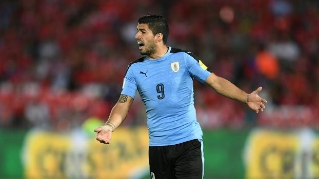 Suárez não foi à premiação da Fifa