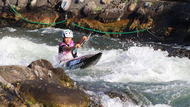 Ana Sátila e Pepê avançam às semifinais no Mundial de Canoagem Slalom