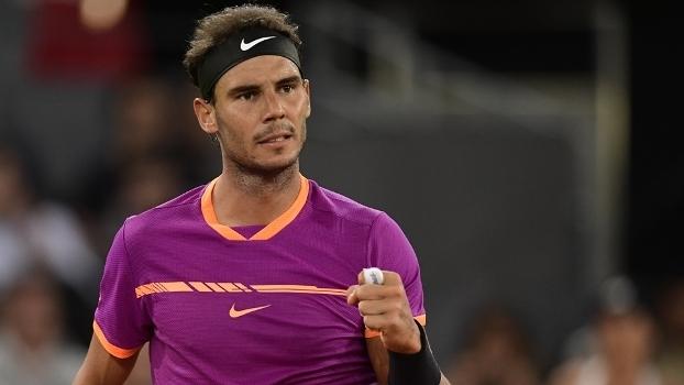Nadal vence Goffin e faz semifinal com Djokovic em Madri