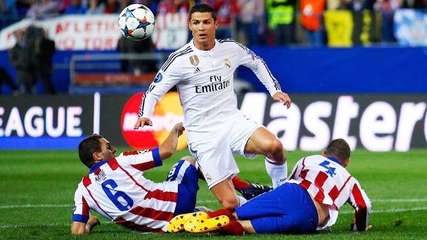 Cristiano Ronaldo Real Madrid Atletico de Madri Champions 14 04 2015 649251b11cd8a