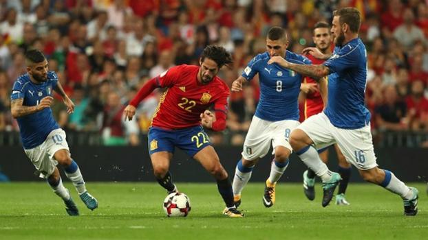 UEFA lança torneio Nations League e logo da competição. Conheça o formato