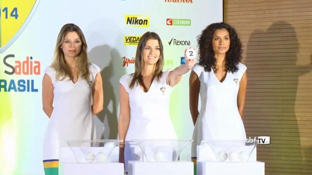 Copa do brasil sorteio 18/08/2014