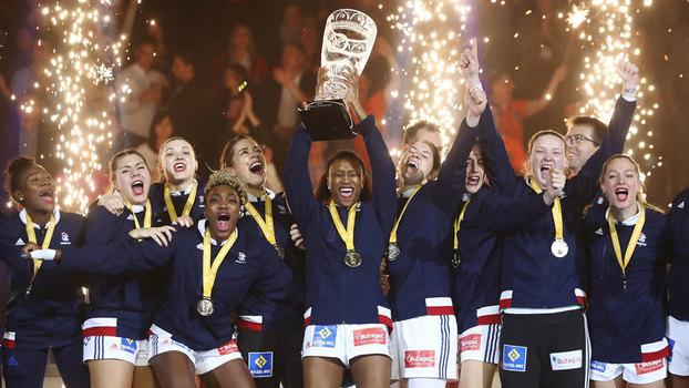 França sagra-se campeã do mundo — Andebol feminino
