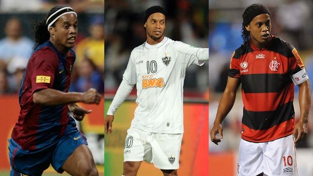 Ronaldinho aumenta lista de despedidas conturbadas dos clubes que defendeu  - ESPN 513a71de60b66