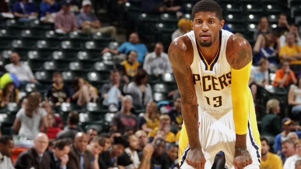 Paul George, do Indiana Pacers