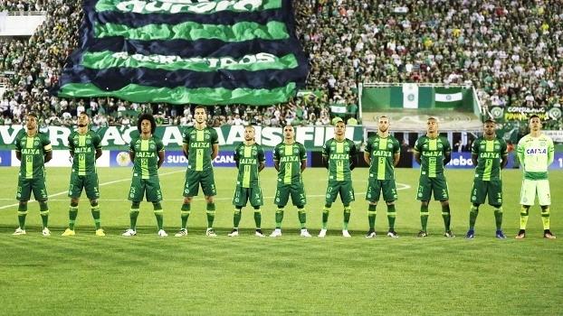 Chapecoense Posada San Lorenzo Copa Sul-Americana 23/11/2016