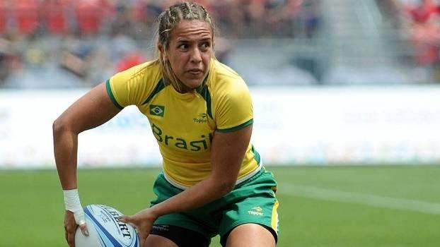 Brasil ganhou a medalha de bronze no rugby